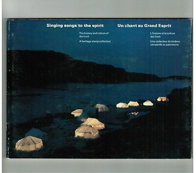 1980 # 15 Thematic Collection -  Inuit Songs Of The Spirit   Canada Stamps  Jt18
