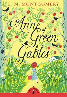 Anne of Green Gables (Puffin Classics) by L. Montgomery, Good Used Book (Mass Ma