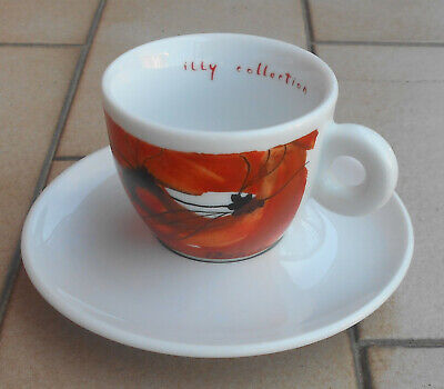 Tazzina Illy Collection 1999 Peter Roesch Schwung
