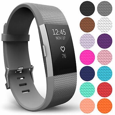 For Fitbit Charge 2 Wrist Straps Wristband Best Replacement Accessory Watch Band