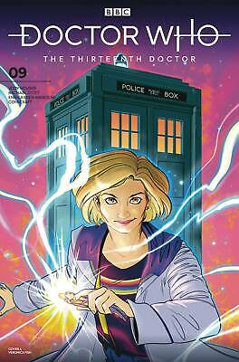 Doctor Who 13th Doctor 9 Cover A (Veronica Fish) - Titan Comics