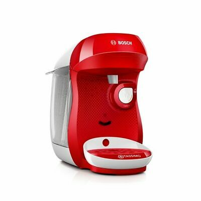 Bosch Système Multiboissons - Tassimo Happy - TAS1006 - Bright Red