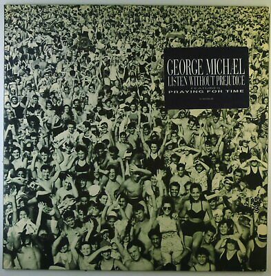 "12"" LP - George Michael - Listen Without Prejudice Vol. 1 - G497 - cleaned"