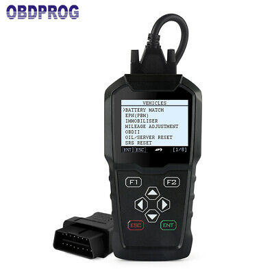 OBDPROG MT006 Odometer Correction Mileage Adjustment For VAG VW Audi Skoda SEAT