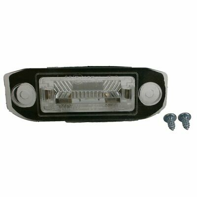 Seat Leon Mk.2 09-13 Right Hand O//S Driver Side Rear Number Plate Light