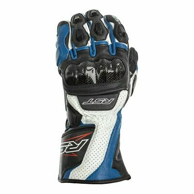 Rst Delta 3 Ce Approved Gloves White/Blue Extra Large