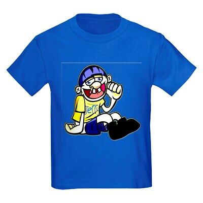 CafePress SML JEFFY T Shirt Kids Cotton T-shirt (186768194)