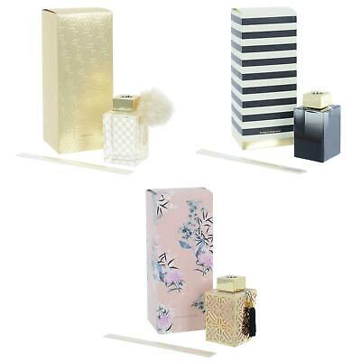 Home Scent Reed Diffuser Glass Bottle 6 Reeds Luxury Fragrance 150ml