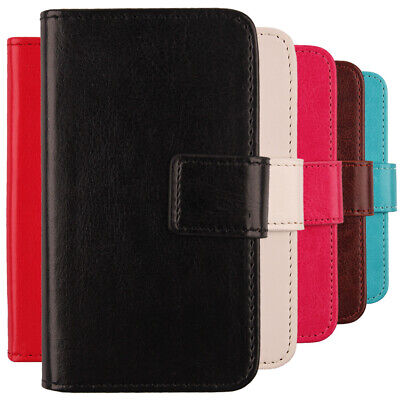 Flip Book Leather Case Wallet Cover Protective Skin Phone For Blackview/Leagoo