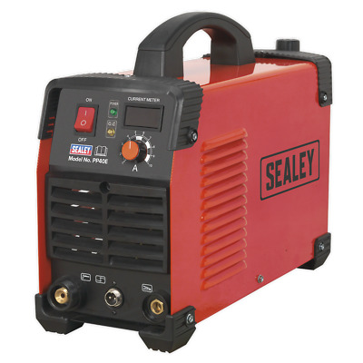 Plasma Cutter Inverter 40Amp 230V | SEALEY PP40E by Sealey | New