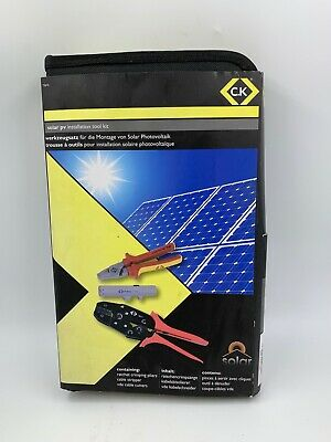 CK T3672 Solar PV Installation Toolkit 3 Piece