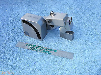 "WHEEL DRESSER 4"" bc SINE SLIDING DIAMOND TOOLMAKER MACHINIST GRIND INSPECT EDM!!"