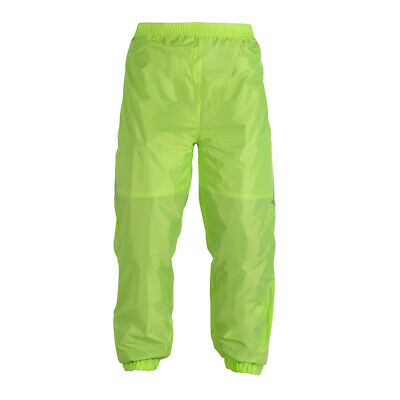 Oxford Rainseal Over Pants Trousers Fluo  Brand New 2Xl