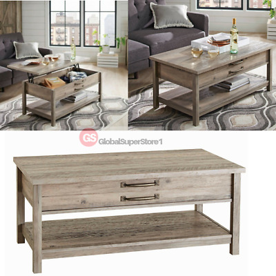 Farmhouse Lift Top Coffee Table.Better Homes Gardens Modern Farmhouse Lift Top Coffee Table Rustic