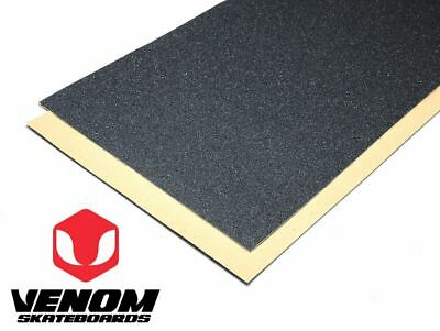 "Venom Skateboards  Pro Perforated Grip Tape 9"" x 33"" Skateboard Griptape"