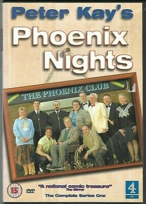 Peter Kay's Phoenix Nights The Complete Series One Dvd