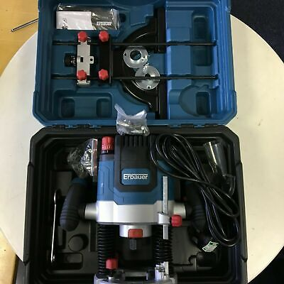 Powerful ERBAUER ROUTER ER2100 2100W 220-240V *Ex-Demo*