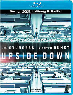 Upside Down [Blu-ray 3D + Blu-ray on one disc]