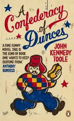 A Confederacy of Dunces (Penguin Essentials), Toole, John Kennedy, Excellent Boo