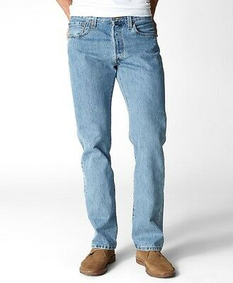 LEVI/'S Jeans 501-0660 Noir Big//Tall taille 44+