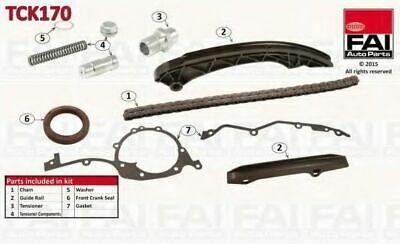 TCK170 FAI TIMING CHAIN KIT Replaces 11311432176,30410