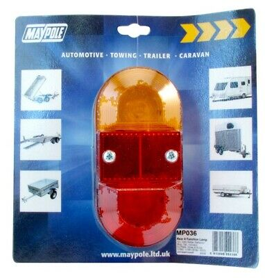 Britax 9020  - Rear Lamp - Combination 036 MAYPOLE