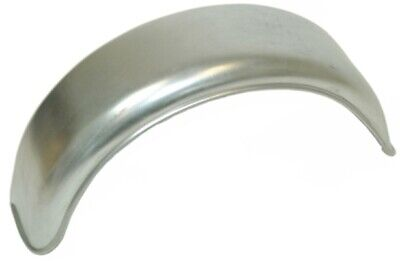 Mudguard - Galvanised Metal - 8in. - 515mm Wheels 2655A MAYPOLE