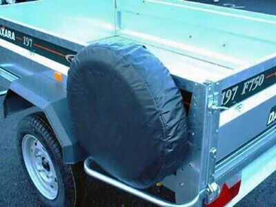 Trailer Spare Wheel Cover - For 10in. Diameter Wheels 94710 MAYPOLE