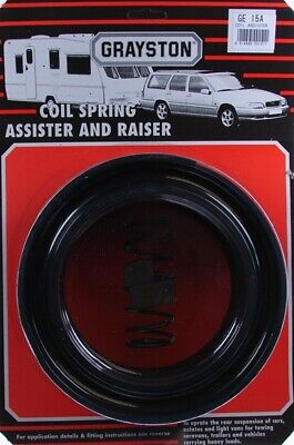 Coil Spring Assister - 51mm to 65mm GE15A GRAYSTON