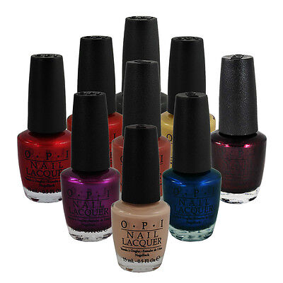 Opi Nail Polish Lacquer Germany Collection 0.5floz 15ml Choose any 1 color