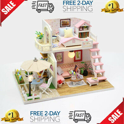 LOL SURPRISE DOLL HOUSE Miniature-Furniture - SURPRISES!! Christmas Gifts-USA