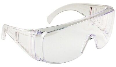 Safety Spectacles - Clear Frame - Clear Lens PW30CLR PORTWEST