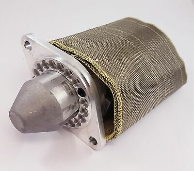 Powerlite Thermal Heat Shield Cover Lava Starter Motor Wrap Shield Protection
