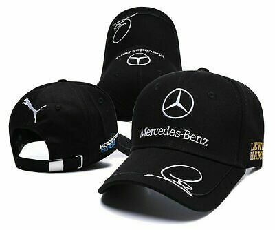 2019 Mercedes AMG F1 Adults Lewis Hamilton Baseball Cap Hat T1