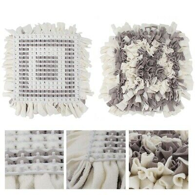 Pet Snuffle Mat Relieving Nosework Dog Cat Food Mat Pressure Training Washable