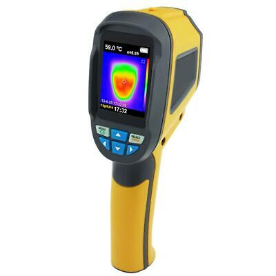 HT-02  Pyrometer IR Infrared Imaging Thermal Imager Camera Thermometer
