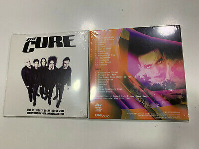 The Cure  2 Cd Live At Sydney Opera House 2019  30/05/2019 Sealed