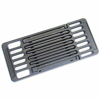 Extension Cast Iron Cooking Grate Adjustable Grill Grid Replacement For BBQ Gas