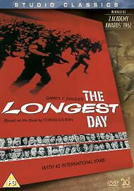The Longest Day (DVD, 2005)