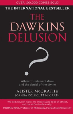 Mcgrath-Dawkins Delusion?  The (UK IMPORT) BOOK NEW