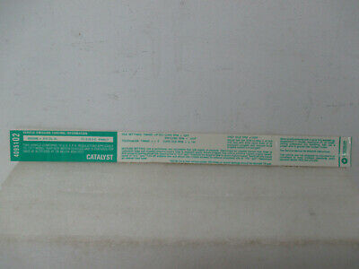 Mopar NOS 1977 Plymouth Dodge Vehicle Emission Control Information Decal 4095102