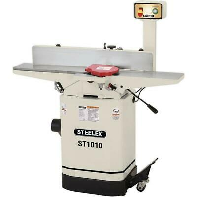 "Steelex 6"" Jointer with Mobile Base - ST1010"