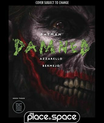 Batman: Damned #3A (Oversized) (Wk26)