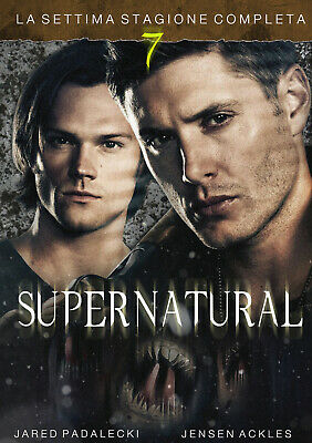 Supernatural - Stagione 7 Completa In Italiano (8 DVD)