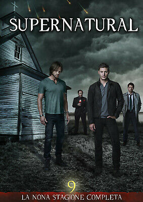 Supernatural - Stagione 9 Completa In Italiano (8 DVD)