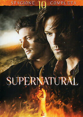 Supernatural - Stagione 10 Completa In Italiano (8 DVD)