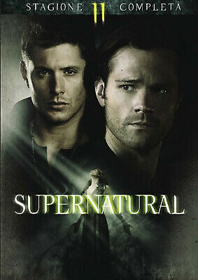 Supernatural - Stagione 11 Completa In Italiano (8 DVD)