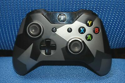 Official Microsoft Xbox One Special Edition Covert Forces Wireless Controller