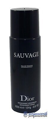 Dior Sauvage  By Christian Dior Deodorant Spray 6.67/200 ml For Men