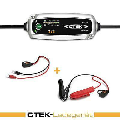 Ctek Mxs 3.8 Charger 12V Motorcycle Lawn Mower Vehicle Battery Charger